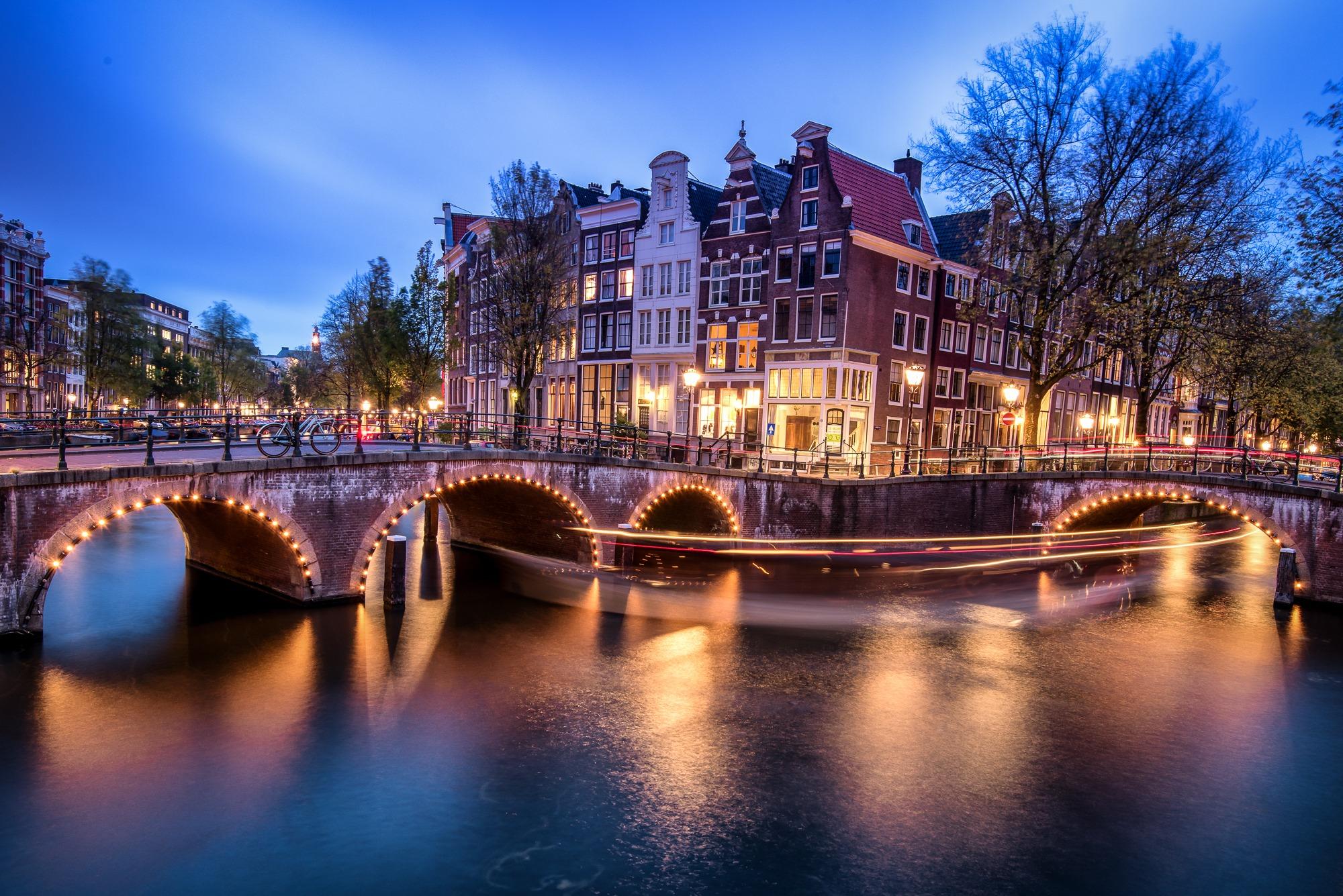 holland amsterdam canal