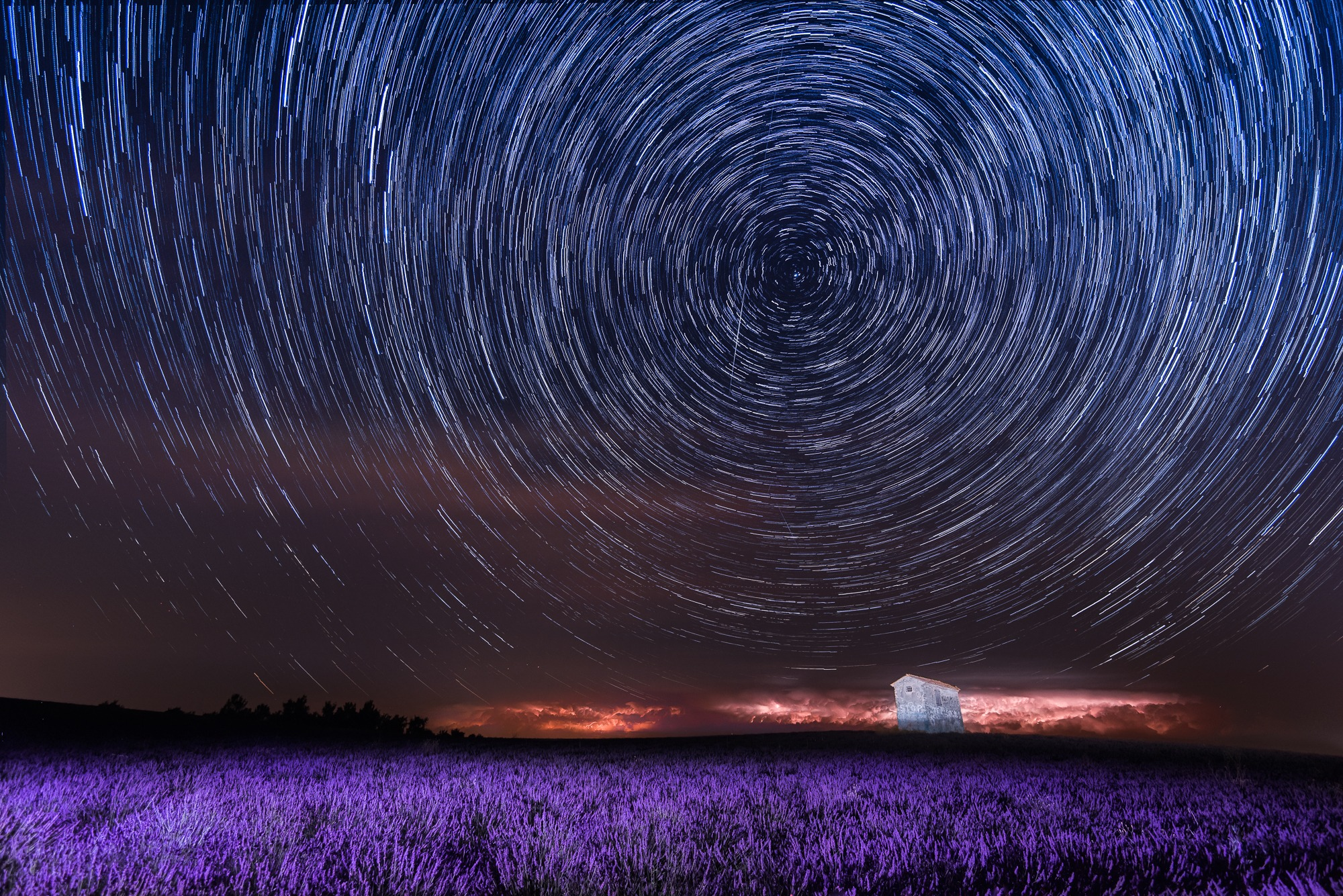 provence star trails