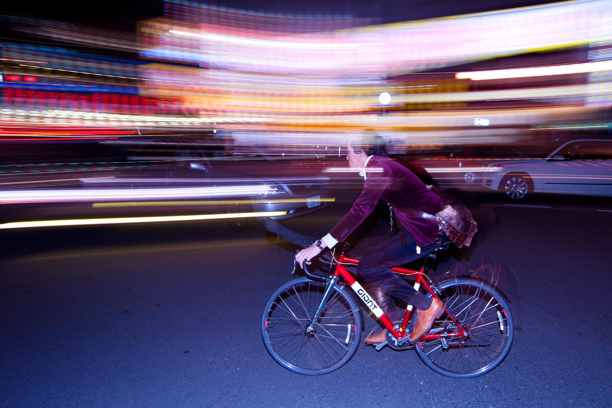 tokyo bike japan